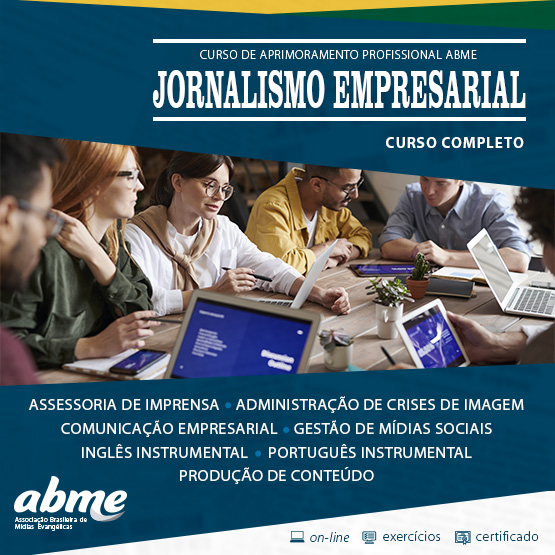 Jornalismo Empresarial - Curso de Aprimoramento Profissional
