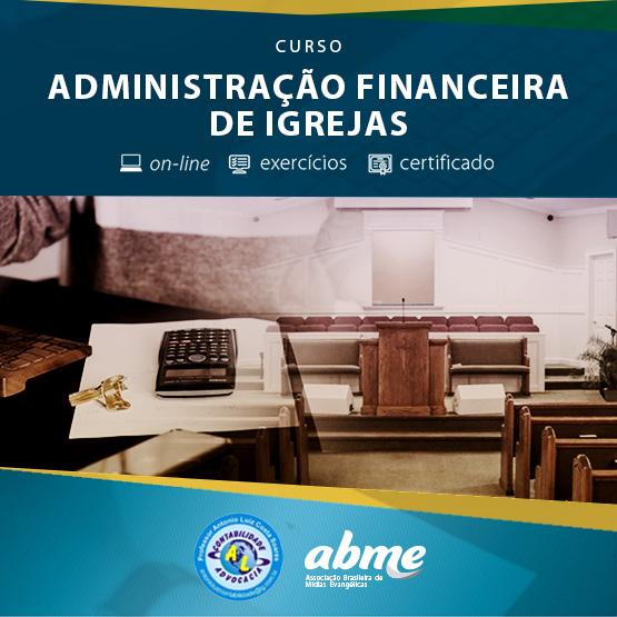 Administração Financeira de Igrejas